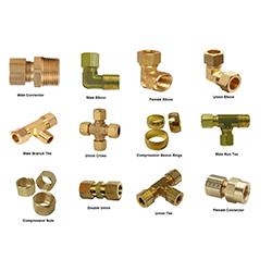 Compression Brass Fitting – Utama Engineering
